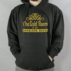 The Gold Room Hoodie Black Style